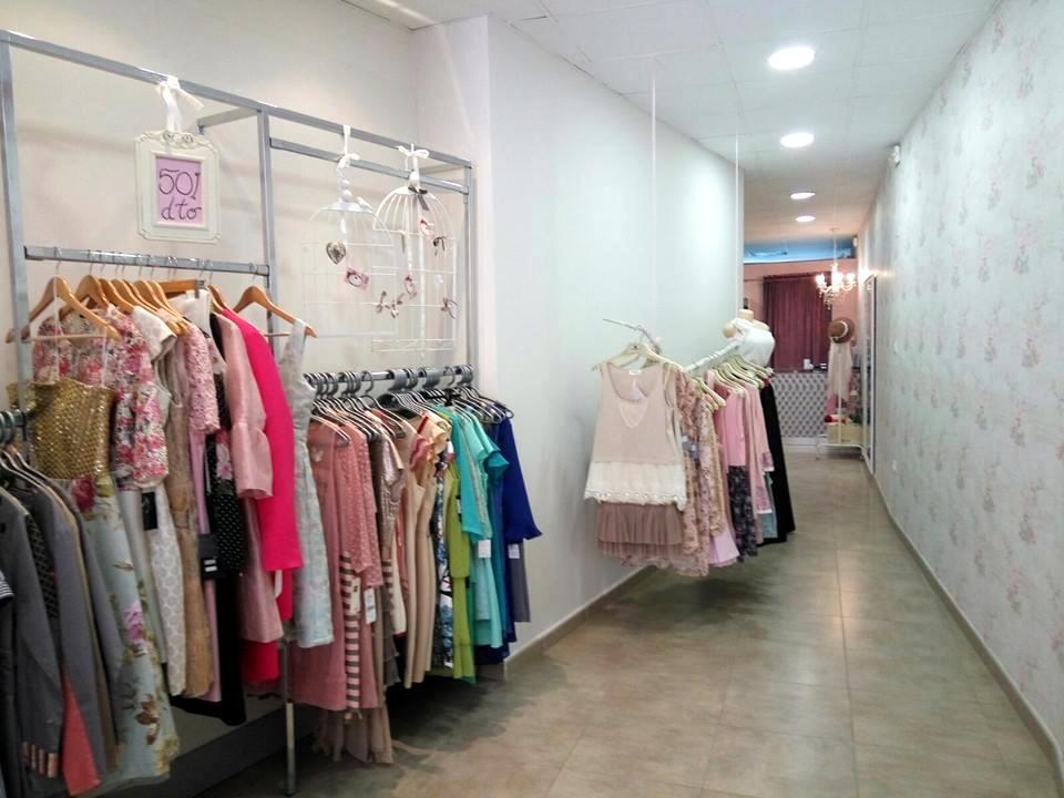 Tienda ropa vestidos fiesta